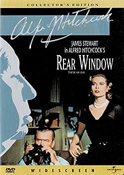 DVD Rear Window Book