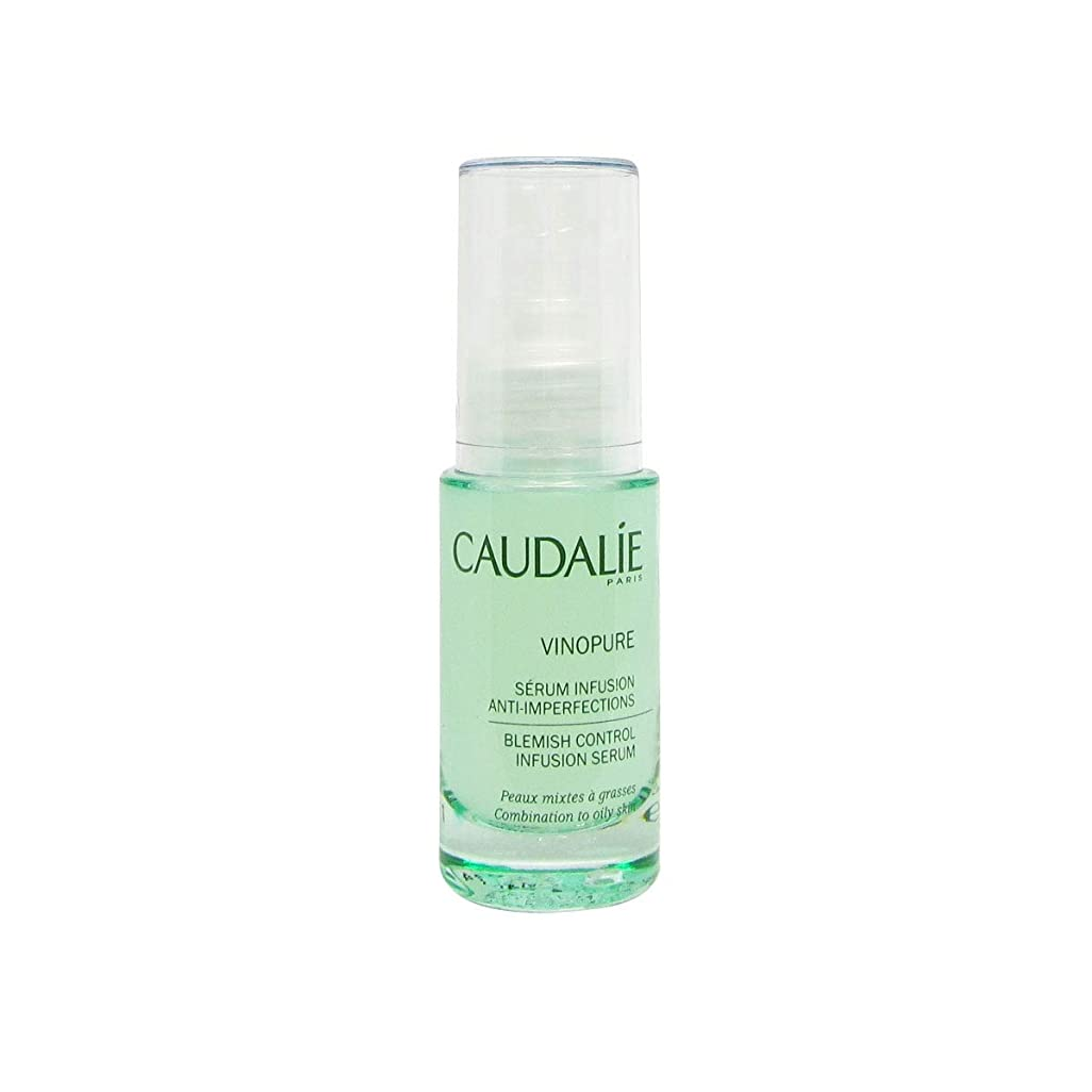 グリーンランド生息地広々Caudalie Vinopure Serum Infusion Anti-imperfections 30 Ml [並行輸入品]