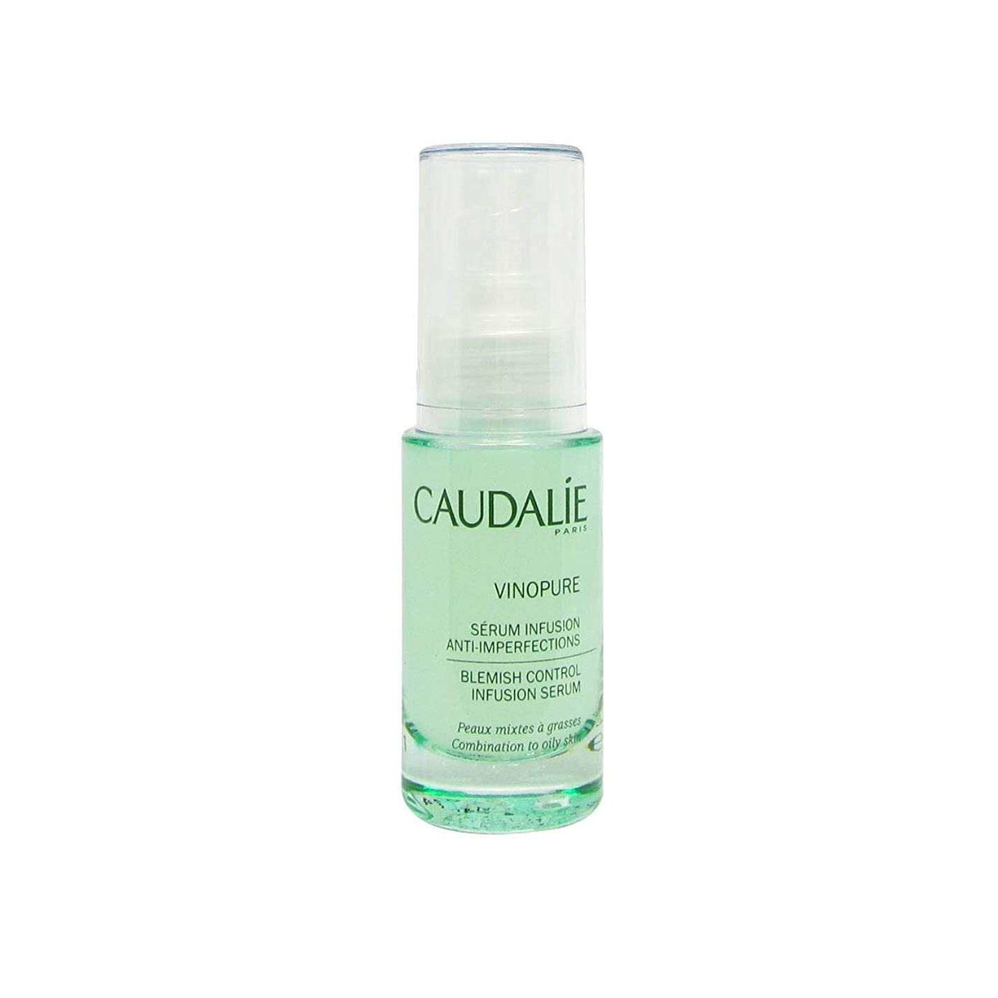 セレナ素敵な強いますCaudalie Vinopure Serum Infusion Anti-imperfections 30 Ml [並行輸入品]