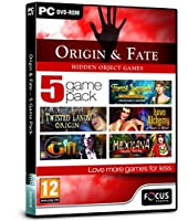 Origin and Fate - 5 Game Pack (PC DVD) by FOCUS MULTIMEDIA [並行輸入品]