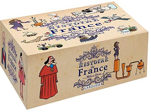 Le Méga Quiz de l'histoire de France