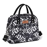 HOMESPON Lunch Bag Insulated Tote Bag Lunch Box Resuable Cooler Bag Lunch Container