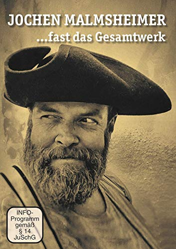Jochen Malmsheimer: ...fast das Gesamtwerk [2 DVDs]
