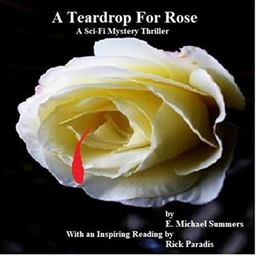 A Teardrop for Rose audiobook cover art