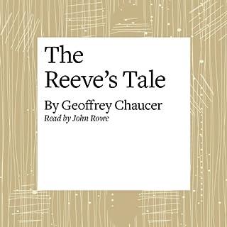 Page de couverture de The Canterbury Tales: The Reeve's Tale (Modern Verse Translation)