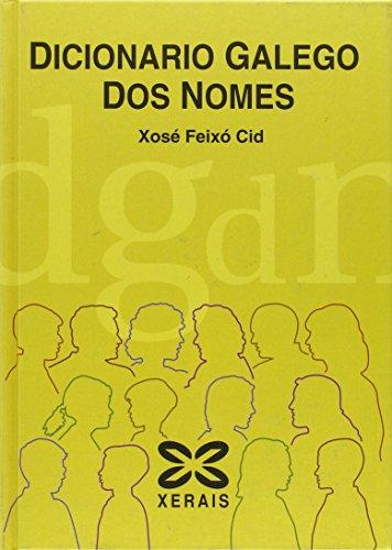 Dicionario galego dos nomes (Dicionarios)