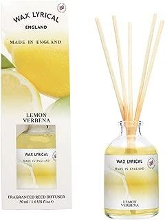 Wax Lyrical 50 ml Reed Diffuser, Lemon Verbena