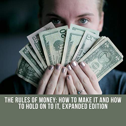The Rules of Money audiobook cover art
