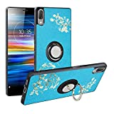 Alapmk Compatible with Sony Xperia L3 Case, Slim Fit