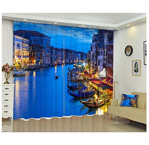 cortinas venecianas salon