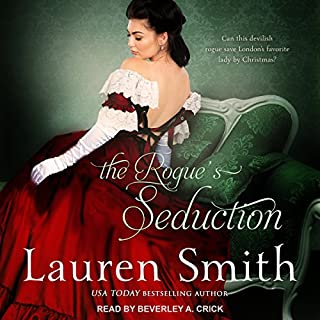 The Rogue's Seduction audiobook cover art