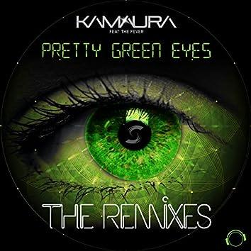 Pretty Green Eyes (The Remixes)