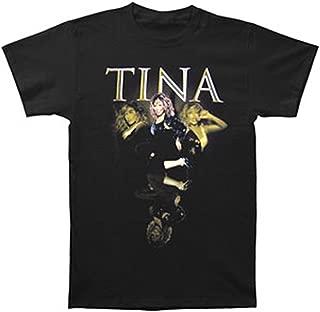 Men's Solid Gold Tour T-Shirt Black