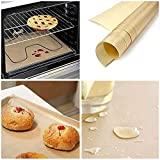 YukeShop 6040 - Rivestimento antiaderente per forno ad alta temperatura, per cottura e cottura in forno