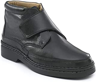 con Cordones en Piel Color marr/ón Horma Ancho 20 2143-71 Zapato Hombre para DIABETICOS Marca CALZAMEDI Doble Plantilla Extraible y Piso Cosido a Maquina de Poliuretano