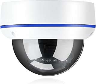PTZ HD Dome Surveillance Video, POE IP Cameras Home Security Camera with IP66 Waterproof, Motion Detection, 15m Night Vision(1MP/3MP/5MP) (3MP IP)