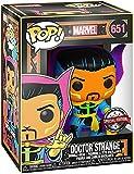 Funko POP Marvel: Black Light - Dr. Strange Giocatollo, Multicolore, 48848