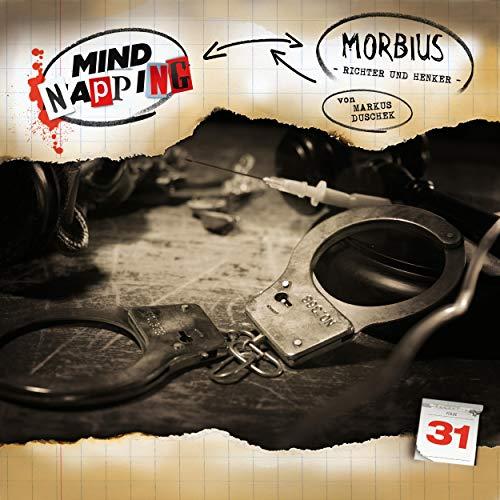 Morbius - Richter und Henker cover art