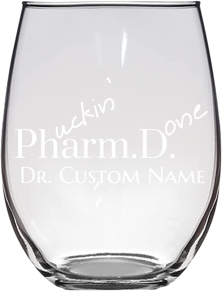Customized Opening large release sale Pharmacist gifts PharmD trust gift graduation Pharmacy Gr