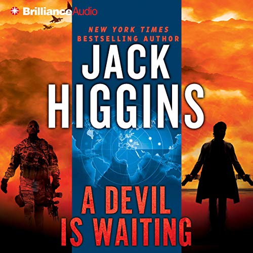 A Devil Is Waiting Audiobook By Jack Higgins cover art