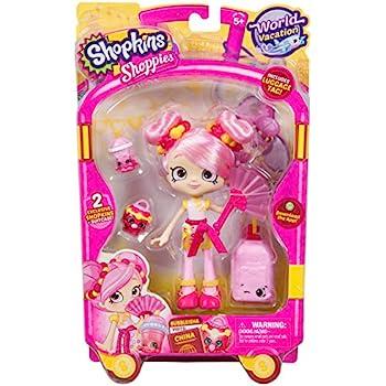 Shopkins Shoppies World Vacation Bubbleisha V | Shopkin.Toys - Image 1