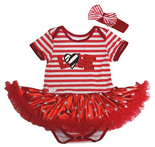 Petitebelle - Body - Bébé (fille) 0 à 24 mois rouge Red - rouge - M