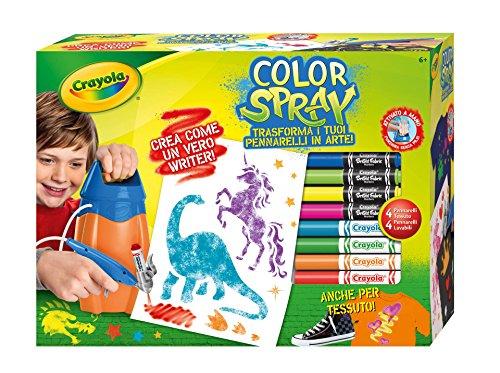 Crayola 04-8738 - Color Espray , color/modelo surtido