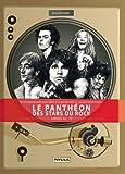 Le panthéon du rock - Années 60-70