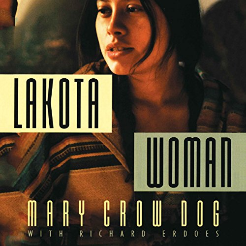 Lakota Woman audiobook cover art