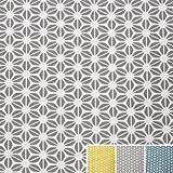 MAGAM-Stoffe Calais Blumen Muster Jersey Stoff Oeko-Tex