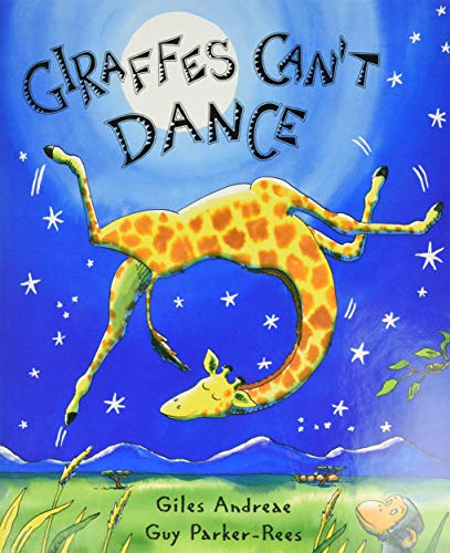 Product Image of the Giraffes Can't Dance