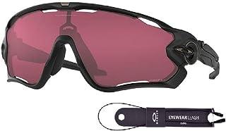 نظارات شمسية اوكلي جاوبريكر OO9290 للرجال مع مجموعة اكسسوارات سلسلة اوكلي