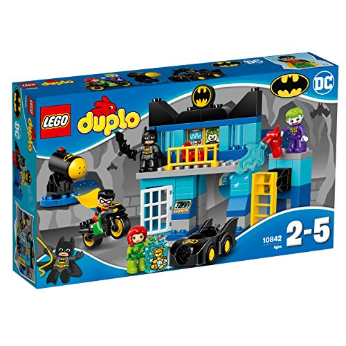 LEGO- Duplo Set Costruzioni Sfida, Multicolore, 10842
