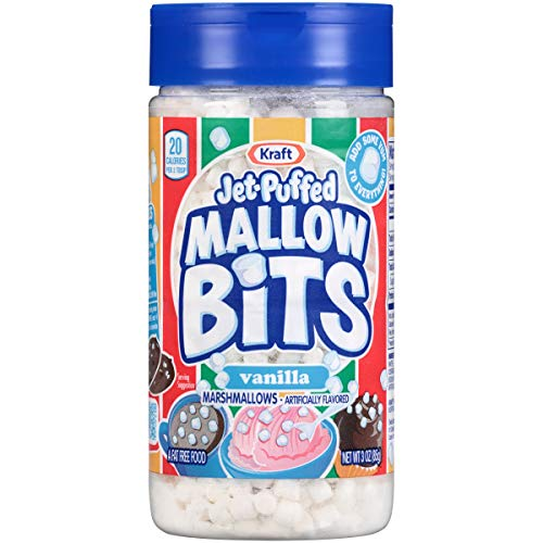 Kraft JetPuffed Vanilla Mallow Bits Set of 2 Marshmallows
