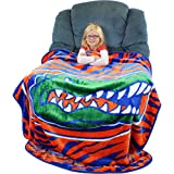 College Covers Florida Gators Raschel Throw Blanket, 50' x 60'