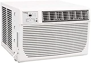cooling and heating window unit