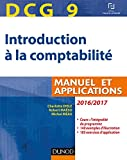 DCG 9 - Manuel et applications (2016-2017) - Dunod - 01/06/2016