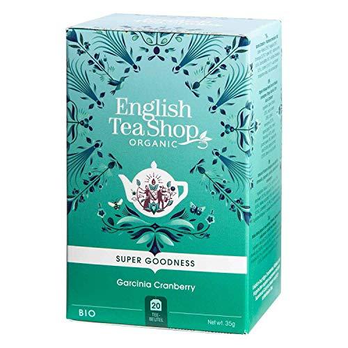 English Tea Shop - Garcinia Cranberry, BIO, 20 Teebeutel