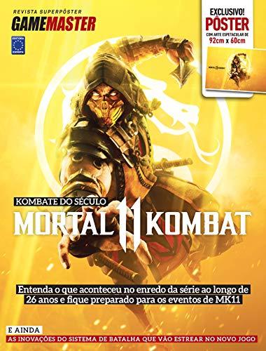 Superpôster Game Master - Mortal Kombat 11
