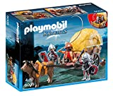 Playmobil hooiwagen van valkenridders
