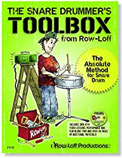 The Snare Drummer's Toolbox - Book & DVD