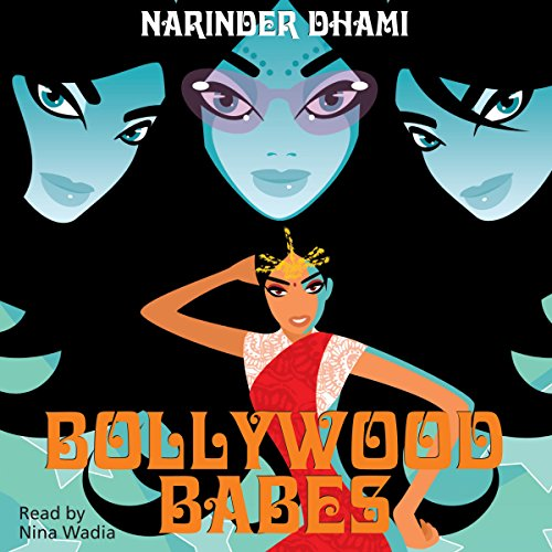 Bollywood Babes audiobook cover art