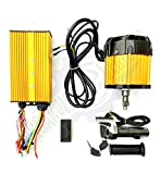 yf gold Electric 48V 1000W Bike Conversion Kit with Display Throttle