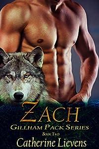 Zach (Gillham Pack Book 2)