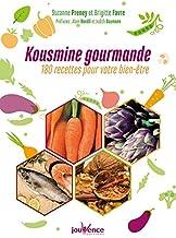 Livres Kousmine gourmande : 180 recettes pour votre bien-être PDF
