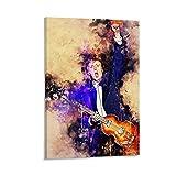 gaozhen Paul McCartney U2 Rocksänger Gitarristen-Poster,
