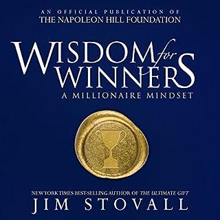 Wisdom for Winners audiobook cover art