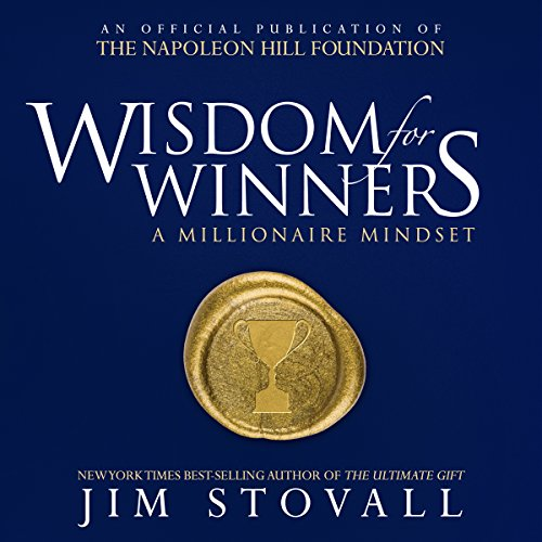 Wisdom for Winners audiobook cover art