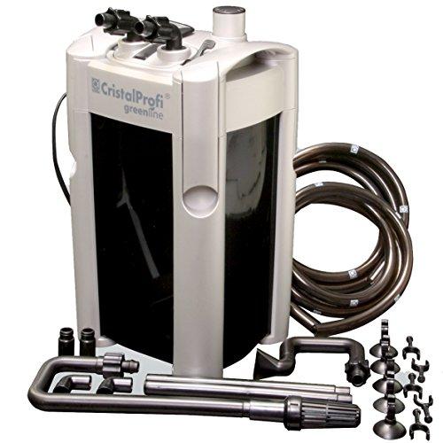 JBL 60211 Außenfilter für Aquarien von 90 – 300 Litern, CristalProfi e 901 greenline - 3