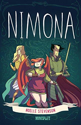 Nimona (German Edition)